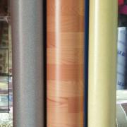 PVC地板革无味加厚耐折耐磨商店铺地板胶防滑2m宽1.2mm厚