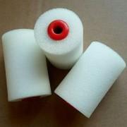 2寸水性海绵滚筒刷高密度修边角油漆刷耐溶剂