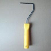 4寸滚筒刷通用多种长度手柄油漆涂具装修工具