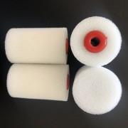2寸水性海绵滚筒刷10个修边角油漆刷耐溶剂